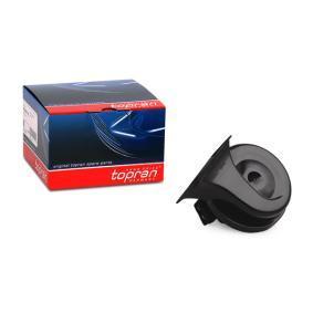 TOPRAN Clacson 102 955 acquista online 24/7