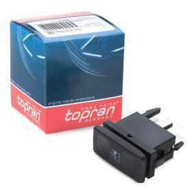 TOPRAN Schalter, Fensterheber 102 979 Günstig mit Garantie kaufen