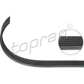 Αγοράστε TOPRAN Έδραση, κινητήρας 103 009 οποιαδήποτε στιγμή