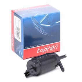 TOPRAN Pompa acqua lavaggio, Tergicristallo 103 158 acquista online 24/7