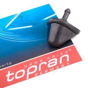 compre TOPRAN Ejector de água do lava-vidros 103 244 a qualquer hora