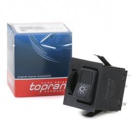 buy TOPRAN Switch, headlight 103 422 at any time