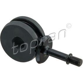 щанга/подпора, стабилизатор 103 483 с добро TOPRAN съотношение цена-качество
