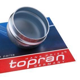 TOPRAN Calotta protettiva, Mozzo ruota 104 189 acquista online 24/7
