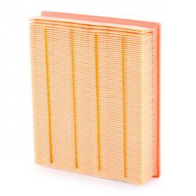 buy and replace Air Filter TOPRAN 107 345