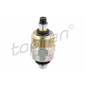 acheter TOPRAN Dispositif d'arrêt, système d'injection 107 538 à tout moment