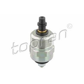 acheter TOPRAN Dispositif d'arrêt, système d'injection 107 539 à tout moment