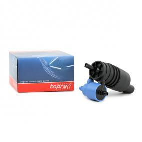 buy and replace Water Pump, window cleaning TOPRAN 107 819
