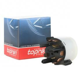 buy TOPRAN Ignition- / Starter Switch 108 713 at any time