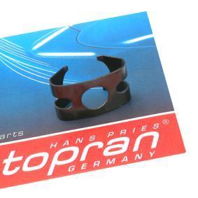 Supporto, Flessibile freno TOPRAN 108 718 comprare e sostituisci