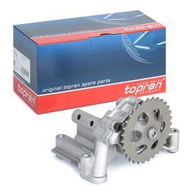 TOPRAN Ölpumpe 109 790 rund um die Uhr online kaufen