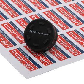 TOPRAN Zatyczka, osie dYwigienek zaworowych - otwór montażowy 111 247 kupować online całodobowo