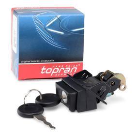 compre TOPRAN Fechadura da tampa da bagageira 111 309 a qualquer hora