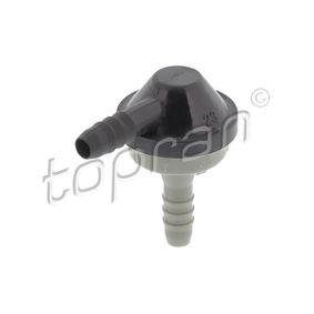 TOPRAN клапан, контрол на въздуха- засмукван въздух 112 282 купете онлайн денонощно
