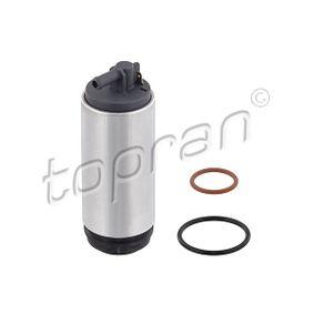 Pompa carburante TOPRAN 112 461 comprare e sostituisci
