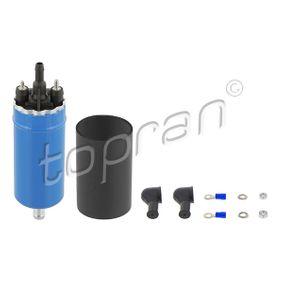 Pompa carburante 201 611 con un ottimo rapporto TOPRAN qualità/prezzo