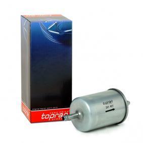 palivovy filtr 201 621 TOPRAN Zabezpečená platba – jenom nové autodíly
