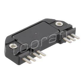TOPRAN включващо устройство (комутатор), запалителна система 202 012 купете онлайн денонощно