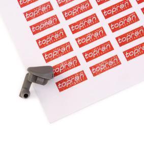 compre TOPRAN Ejector de água do lava-vidros 202 406 a qualquer hora