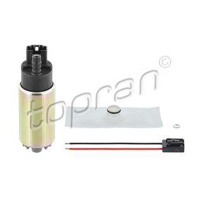 Pompa carburante 205 627 con un ottimo rapporto TOPRAN qualità/prezzo