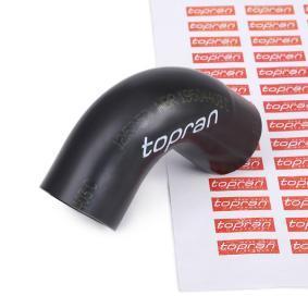 TOPRAN маркуч, вентилация на колянно-мотовилковия блок 206 037 купете онлайн денонощно