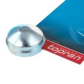 acheter TOPRAN Couvercle de protection, moyeu de roue 207 569 à tout moment