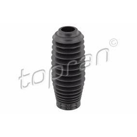 Capa de protecção/fole, amortecedor 301 417 com uma excecional TOPRAN relação preço-desempenho