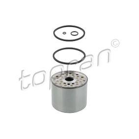 palivovy filtr 301 524 TOPRAN Zabezpečená platba – jenom nové autodíly