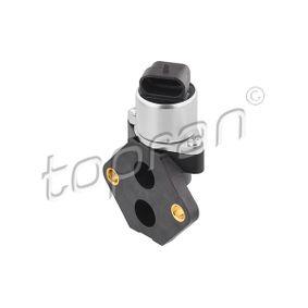 kúpte si TOPRAN Regulačný ventil voľnobehu (Riadenie prívodu vzduchu) 302 683 kedykoľvek