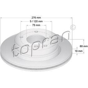 TOPRAN Kit riparazione, Leva d'inversione 400 527 acquista online 24/7