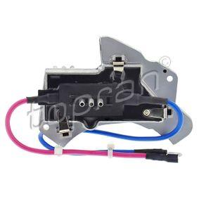 TOPRAN Interruptor de ventilador, calefacción / ventilación 401 680 24 horas al día comprar online