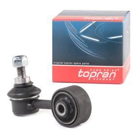 щанга/подпора, стабилизатор 500 144 с добро TOPRAN съотношение цена-качество