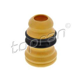 Flessibile del freno 500 204 con un ottimo rapporto TOPRAN qualità/prezzo