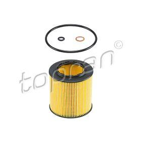 Įsigyti ir pakeisti alyvos filtras TOPRAN 500 918