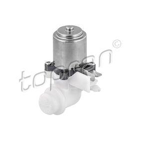 Pompa acqua lavaggio, Tergicristallo TOPRAN 720 283 comprare e sostituisci