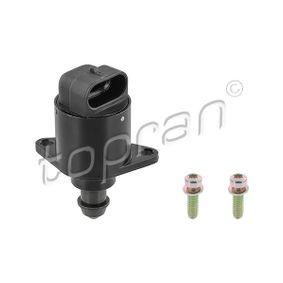 kúpte si TOPRAN Regulačný ventil voľnobehu (Riadenie prívodu vzduchu) 721 458 kedykoľvek