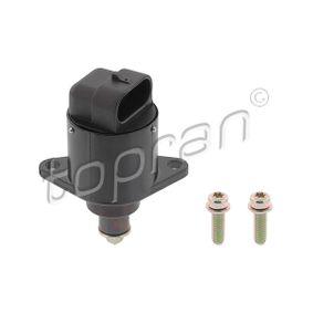 TOPRAN регулиращ клапан на свободния ход, захранване с въздух 721 463 купете онлайн денонощно