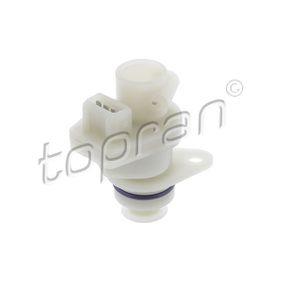 kupite TOPRAN Senzor, hitrost 721 912 kadarkoli