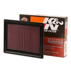 Luftfilter 33-2305 som är helt K&N Filters otroligt kostnadseffektivt