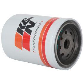 Compre e substitua Filtro de óleo K&N Filters HP-3001