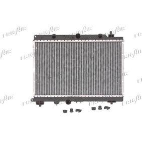 Achetez et remplacez Radiateur, refroidissement du moteur 0101.2016