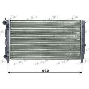 Radiateur, refroidissement du moteur 0104.3008 FRIGAIR Paiement sécurisé — seulement des pièces neuves