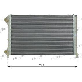Radiatore, Raffreddamento motore 0104.3104 con un ottimo rapporto FRIGAIR qualità/prezzo