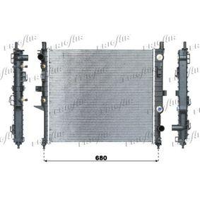Radiateur, refroidissement du moteur 0106.3084 à un rapport qualité-prix FRIGAIR exceptionnel