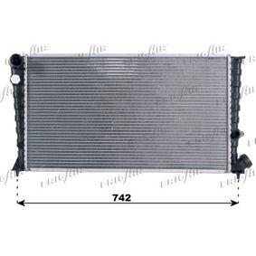 Radiatore, Raffreddamento motore FRIGAIR 0108.3002 comprare e sostituisci