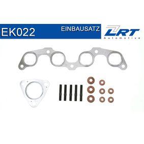 LRT Montagesatz, Abgaskrümmer EK022 rund um die Uhr online kaufen