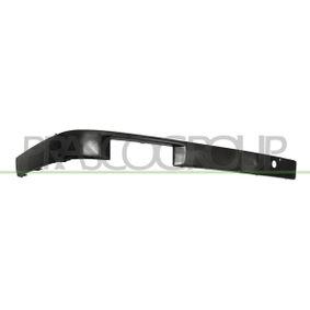 PRASCO Zier- / Schutzleiste, Stoßfänger BM0101243 Günstig mit Garantie kaufen