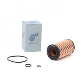 buy and replace Oil Filter BLUE PRINT ADA102110