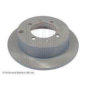 Bremsscheiben ADC44353 BLUE PRINT Sichere Zahlung - Nur Neuteile
