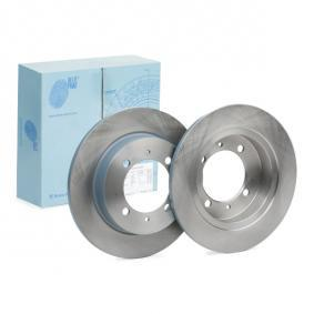 buy and replace Brake Disc BLUE PRINT ADC44382